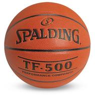 Баскетбольный мяч Spalding TF-500, фото 1