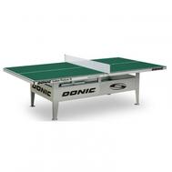 Теннисный стол DONIC OUTDOOR PREMIUM 10 GREEN, фото 1