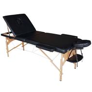 Стол для массажа DFC NIRVANA RELAX PRO черный, фото 1
