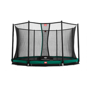 Батут Berg InGround Favorit 430 + Safety Net Comfort(InGr) 430, фото 1