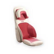 Многофункциональная массажная накидка на кресло - OTO Back Snuggle BS-56 Rossi, фото 1