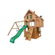 Уличный деревянный городок для детей - IGRAGRAD PREMIUM ШАТО 2, фото 1