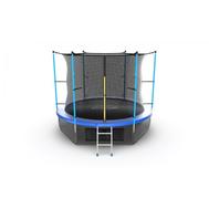 Батут EVO JUMP INTERNAL 10FT BLUE + LOWER NET, фото 1