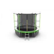 Батут EVO JUMP INTERNAL 10FT GREEN + LOWER NET, фото 1