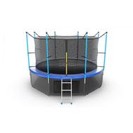 Батут EVO JUMP INTERNAL 12FT BLUE + LOWER NET, фото 1