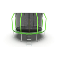 Батут EVO JUMP COSMO 12FT GREEN, фото 1